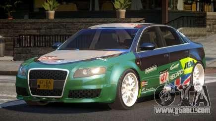 Audi RS4 B7 L2 for GTA 4