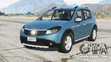 Dacia Sandero Stepway 2009 for GTA 5