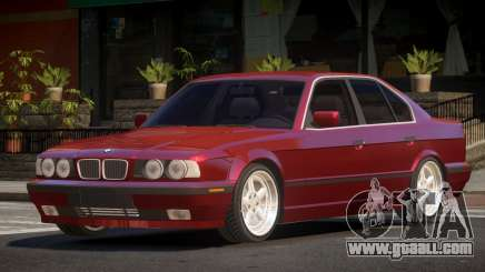 BMW M5 E34 LS for GTA 4