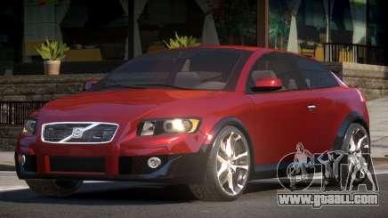 Volvo C30 RSC for GTA 4