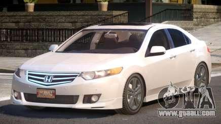 Honda Accord BS for GTA 4