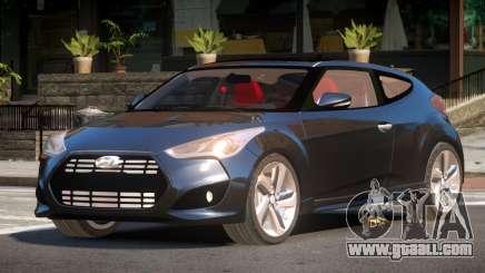 Hyundai Veloster HK for GTA 4