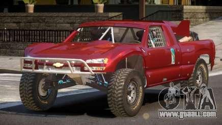 Chevrolet Silverado RC for GTA 4