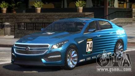 Albany V-STR L7 for GTA 4