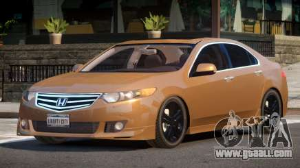 Honda Accord GS for GTA 4