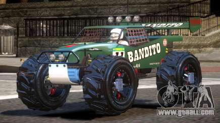 RC Bandito Custom V4 for GTA 4