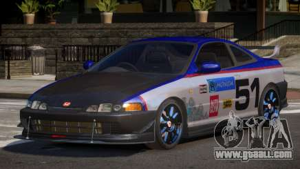 1999 Honda Integra PJ10 for GTA 4