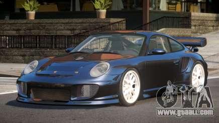 Porsche 997 GST for GTA 4