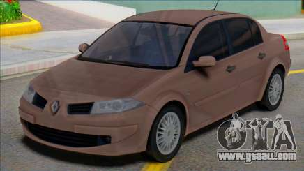 Renault Megane II 2007 for GTA San Andreas