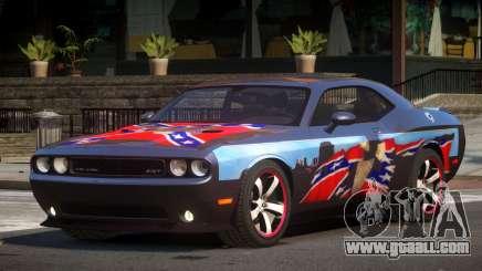 Dodge Challenger Drift L2 for GTA 4
