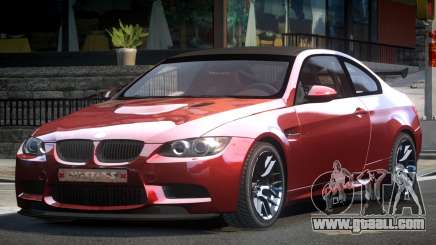 BMW M3 GTS E92 for GTA 4