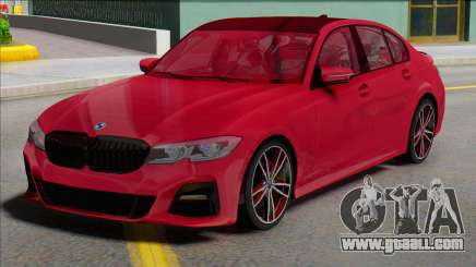 BMW 3 Series G20 M Sport for GTA San Andreas