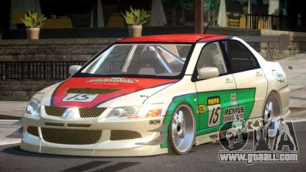 Mitsubishi Lancer Drift PJ10 for GTA 4