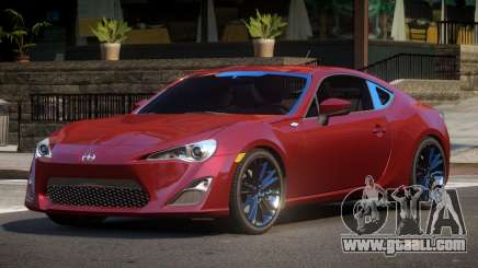 2012 Scion FR-S for GTA 4