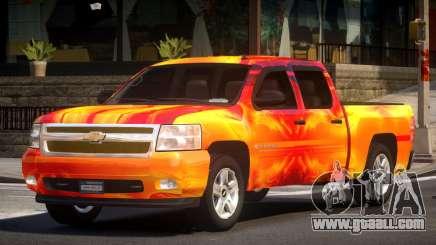 Chevrolet Silverado GST 1500 L3 for GTA 4