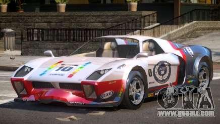 Island Car from Trackmania PJ5 for GTA 4
