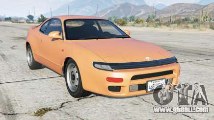 Toyota Celica GT-Four RC (ST185H) 1991 for GTA 5