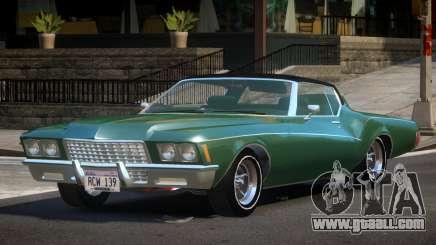 Buick Riviera for GTA 4