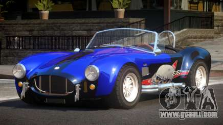 1964 Shelby Cobra 427 PJ2 for GTA 4