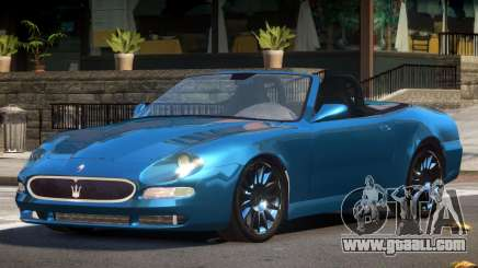 Maserati 3200 GT for GTA 4