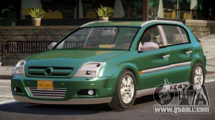 Opel Signum HK for GTA 4
