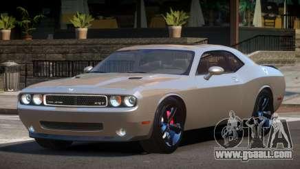 Dodge Challenger SRT8 GST for GTA 4