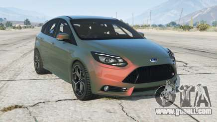 Ford Focus ST (DYB) 2013 for GTA 5