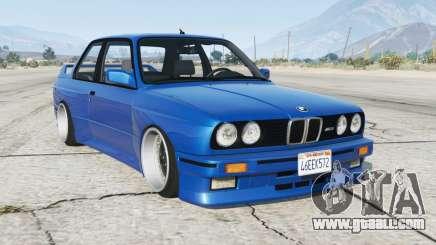 BMW M3 (E30) 19୨1 for GTA 5