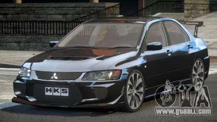 Mitsubishi Lancer VIII BS for GTA 4