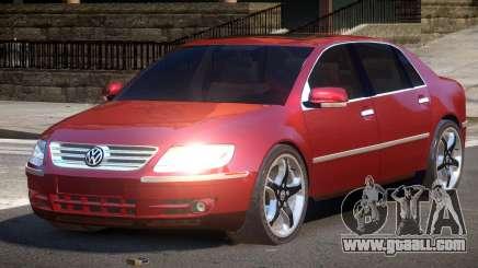 Volkswagen Pheaton SN for GTA 4