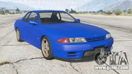Nissan Skyline GT-R (BNR32) for GTA 5
