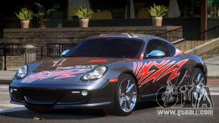 Porsche Cayman R-Tuned L5 for GTA 4