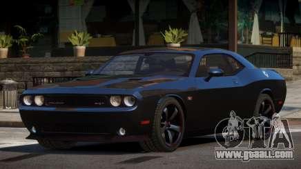 Dodge Challenger Drift for GTA 4