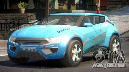Lagoon Car from Trackmania 2 PJ1 for GTA 4