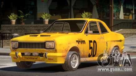 Desert Car from Trackmania PJ1 for GTA 4