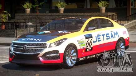 Albany V-STR L10 for GTA 4