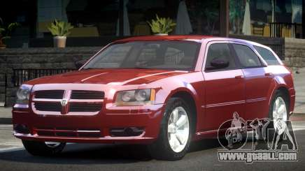 Dodge Magnum UL for GTA 4