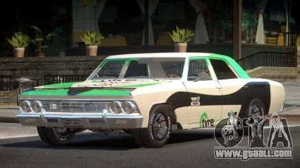 1964 Chevrolet Chevelle L3 for GTA 4