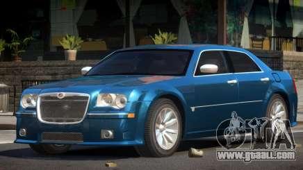 Chrysler 300C LT for GTA 4