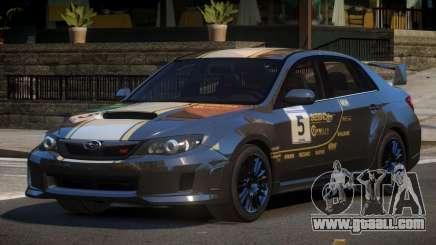 Subaru Impreza D-Tuned L4 for GTA 4