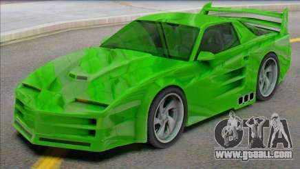 1987 Pontiac Firebird Custom for GTA San Andreas