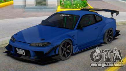 Nissan Silvia S15 RHD Tuning for GTA San Andreas