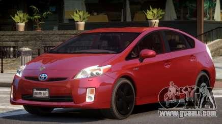 Toyota Prius HK for GTA 4