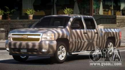 Chevrolet Silverado GST 1500 L9 for GTA 4