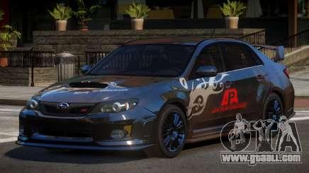 Subaru Impreza D-Tuned L2 for GTA 4