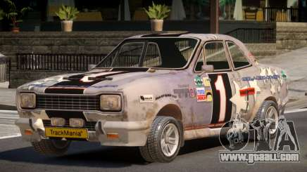 Desert Car from Trackmania PJ3 for GTA 4