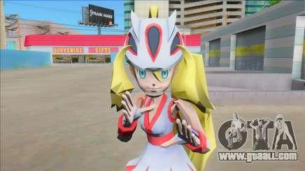 Korrina from Pokemon Masters for GTA San Andreas