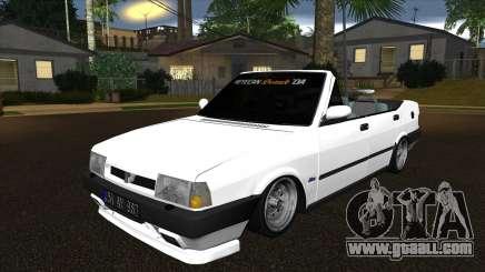 Tofas Dogan Cabrio for GTA San Andreas