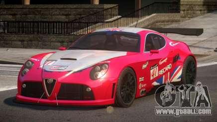 2007 Alfa Romeo 8C L2 for GTA 4