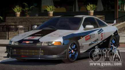 1999 Honda Integra PJ2 for GTA 4